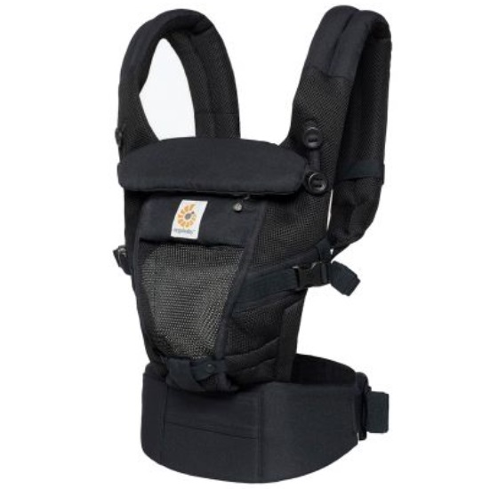 Ergobaby Adapt Cool Air Mesh recenze