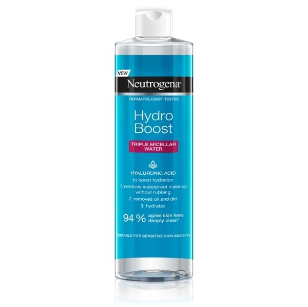 Neutrogena Hydro Boost Face recenze a test