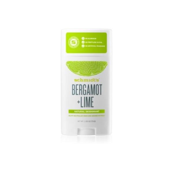 Schmidt's Bergamot + Lime recenze a test