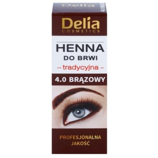 Delia Cosmetics Henna recenze a test