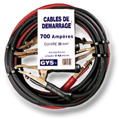 GYS Profi 700 A 4,5 m recenze