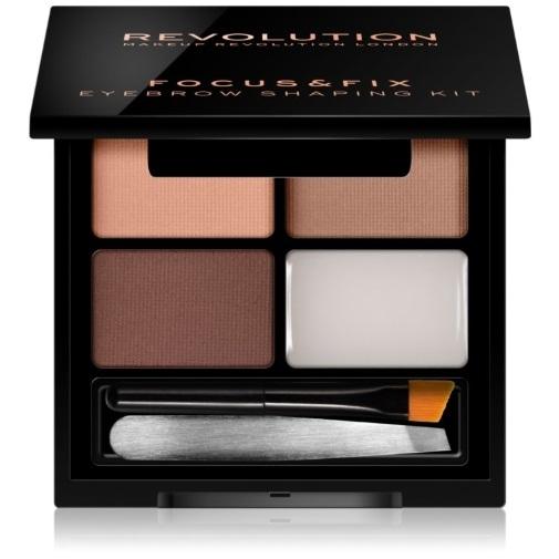 Makeup Revolution Focus & Fix recenze a test