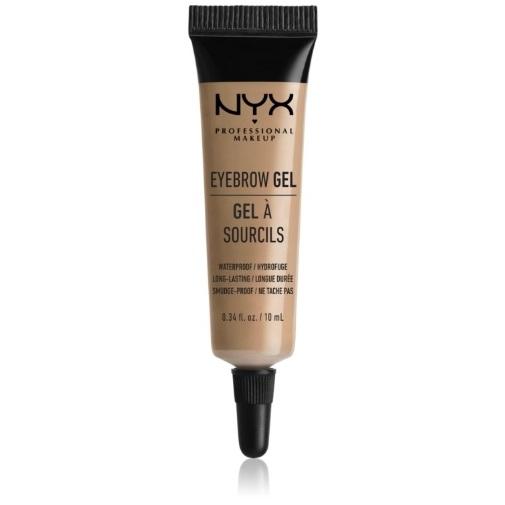 NYX Professional Makeup Eyebrow Gel recenze a test