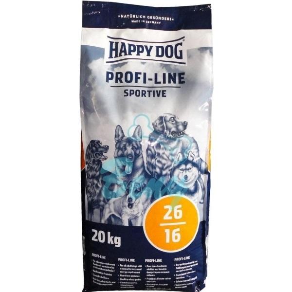 Happy Dog Profi Line Sportive recenze a test