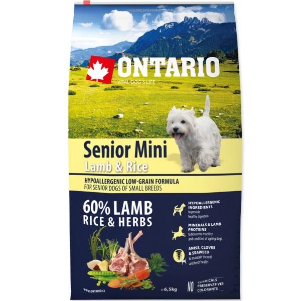 Ontario Senior Mini recenze a test